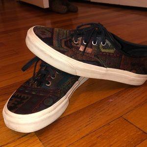 Vans Shoes - California Custom Vans